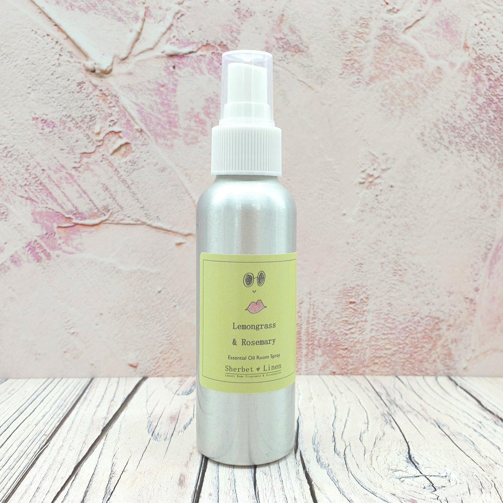 Pure Essential Oil Room Spray - Sherbet Linen - Vera-Bee Limited
