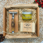 Zero Waste Men's Shaving Gift Set