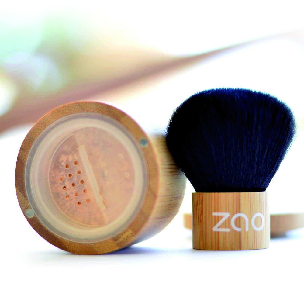 Mineral Silk Foundation Powder - Zao Makeup