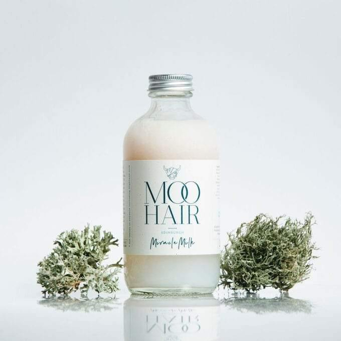 Miracle Hair Milk with UV Protection - Moo Hair