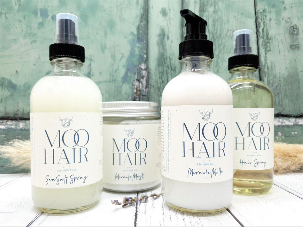 Volumising Spray Mist 250ml - Moo Hair - Vera-Bee Limited