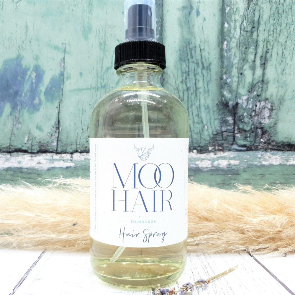 Hair Spray 250ml - Moo Hair