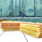 Nail Brush - Beech Wood with Natural Bristles