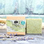 Nettle & Seaweed Natural Shampoo Bar for Oily Hair – Bain & Savon