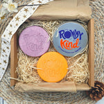 Children's Shampoo & Conditioner Bar Set - Rowdy Kind