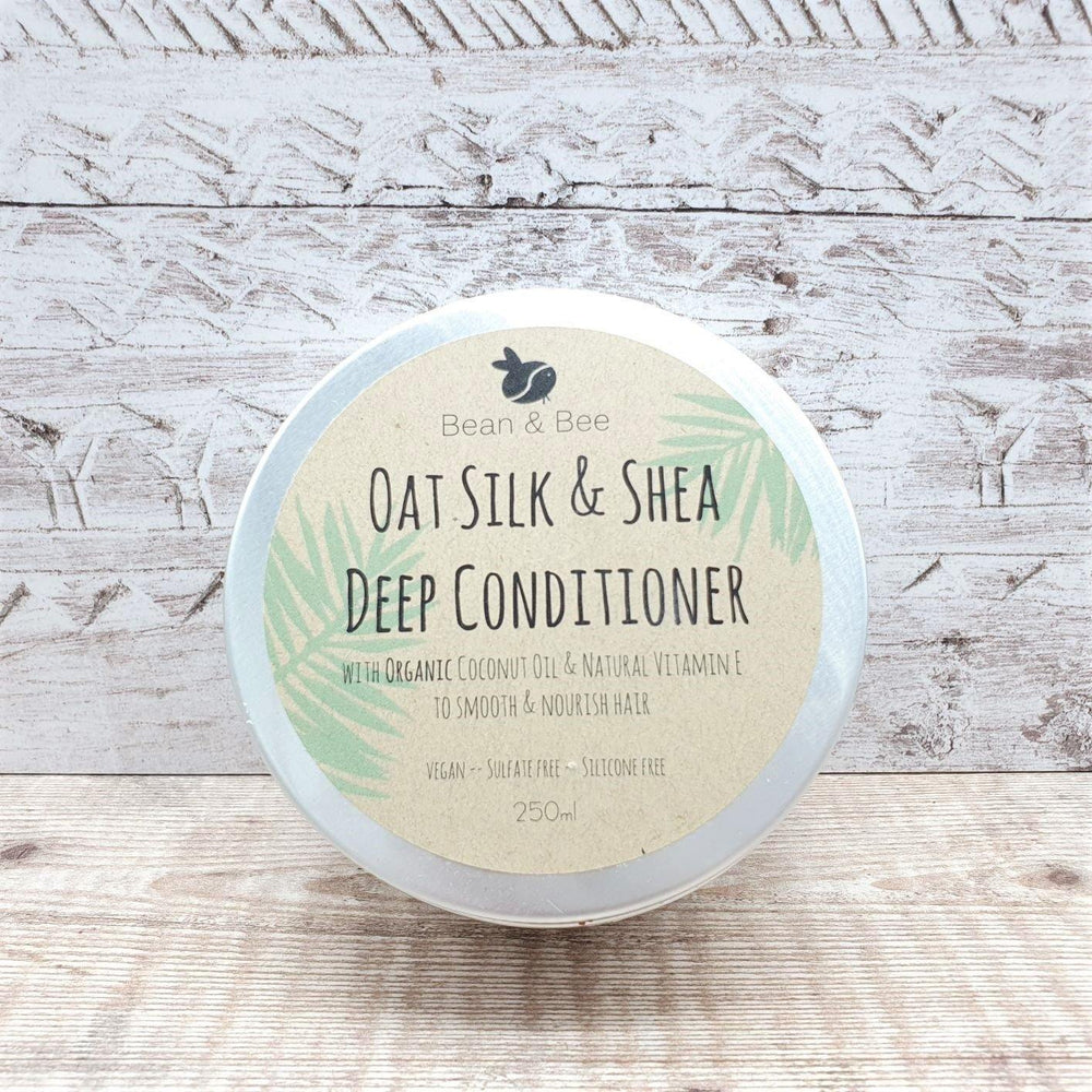 Oat Silk & Shea Deep Conditioner - Bean and Bee