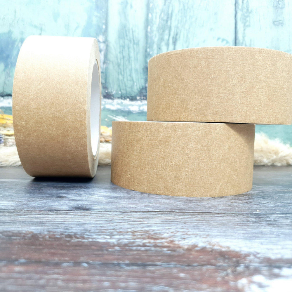 Paper Tape Compostable - 48mm x 50m