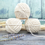 Recycled Natural Cotton Twine