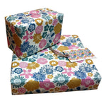 Eco-friendly Recycled Wrapping Paper - Cottage Garden