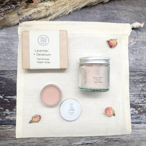 Load image into Gallery viewer, Rose Gift Set - Wild Sage & Co