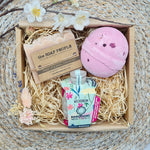 Rose Petals & Wildflowers Gift Set