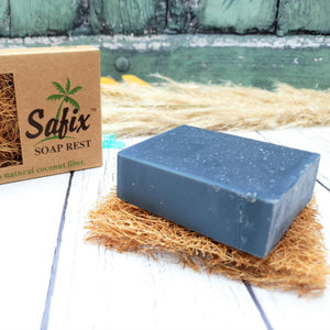 Coconut Fibre Soap Rest - Safix