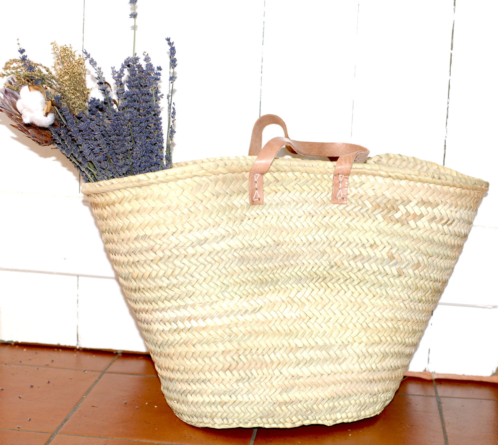 Moroccan Shopper – Short Handled