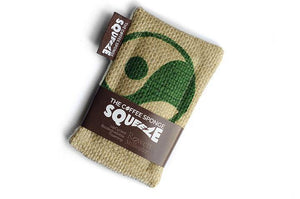 The Upcycled Coffee Sack Heavy Duty Sponge Squeeze - Rowen Stillwater