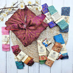 Sari Gift Wrap - Recycled Saris