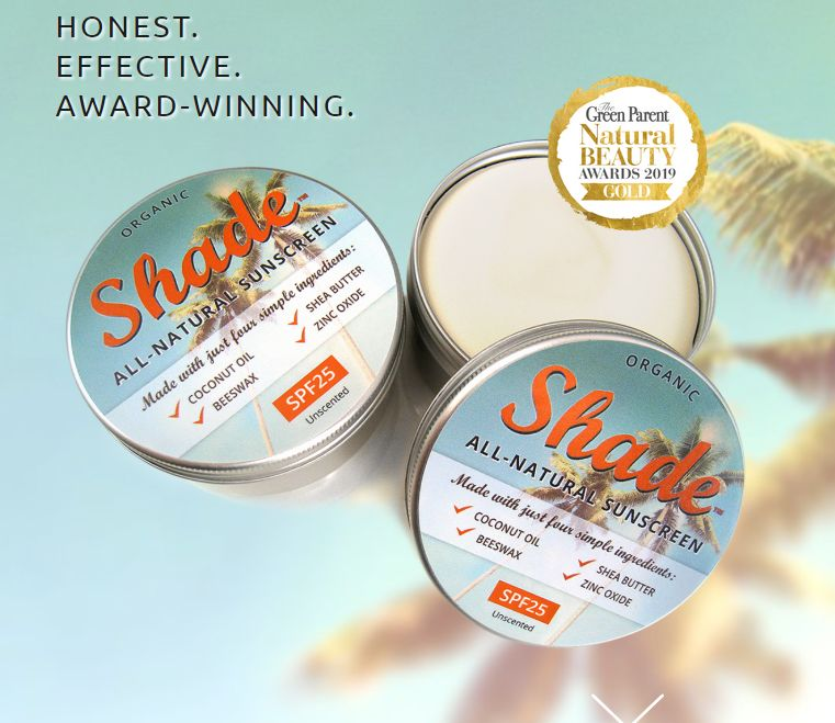 Shade™ All Natural Sunscreen SPF25