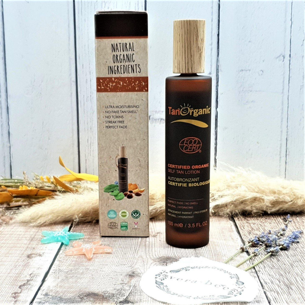 Load image into Gallery viewer, Organic Self Tan Lotion 100% Natural - TanOrganic