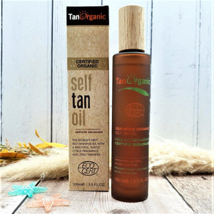 Load image into Gallery viewer, Organic Self Tan Oil 100% Natural - TanOrganic