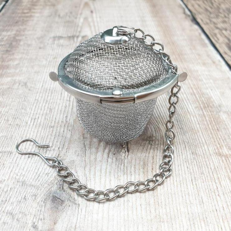 Stainless Steel Loose Leaf Tea Infuser - EcoLiving