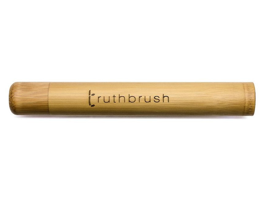 Bamboo Toothbrush Travel Case - Truthbrush