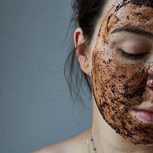 Natural Coffee Face Scrub for Dry Skin - UpCircle
