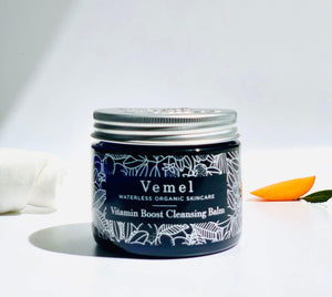 Vitamin Boost Cleansing Balm - Vemel