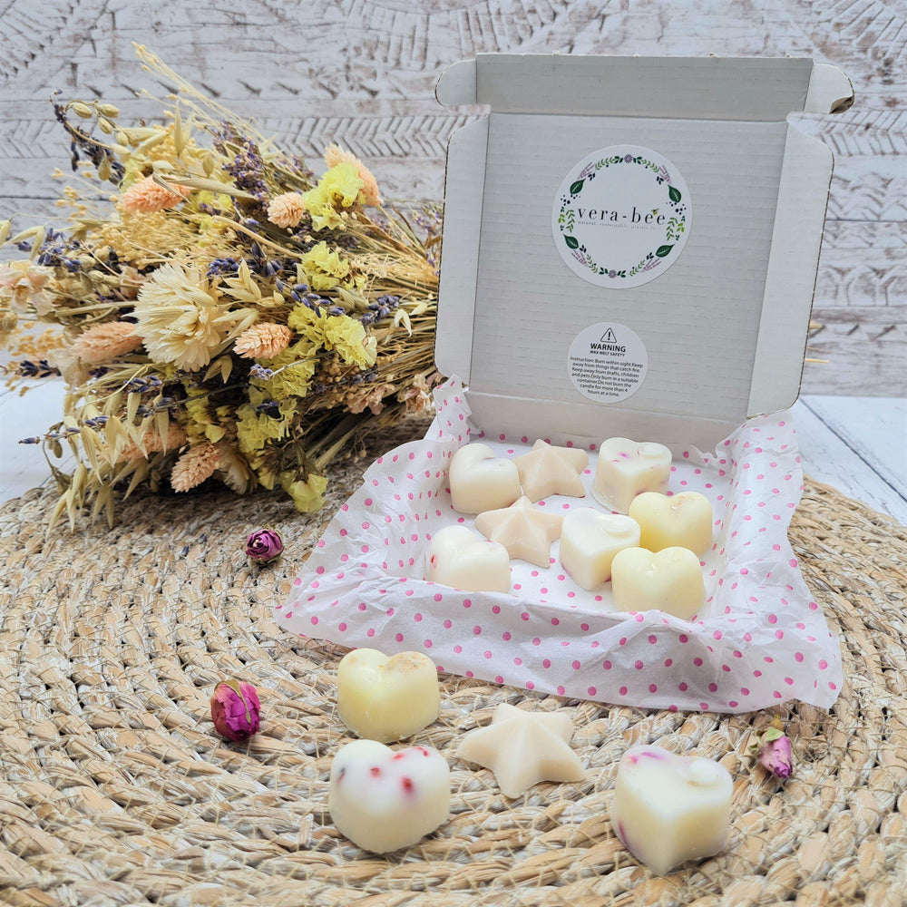 12 Botanical Soy Wax Melts - Immaculate Collection