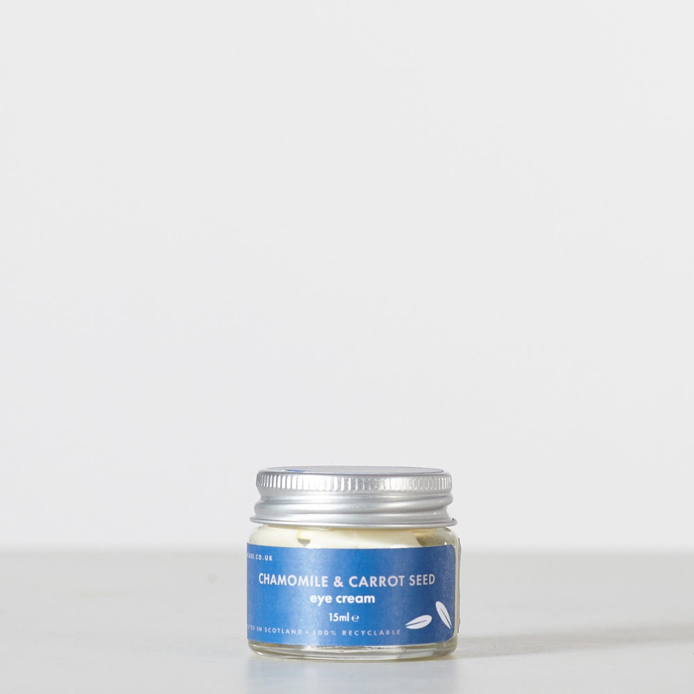 Chamomile & Carrot Seed Eye Cream - White Rabbit Skincare