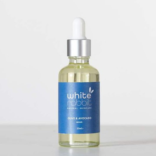 Olive & Avocado Cell Renewal Serum - White Rabbit Skincare