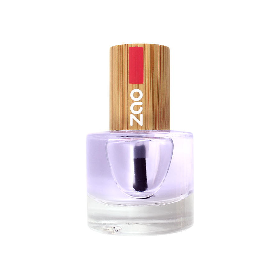 Nail Varnish DUO Base & Top Coat - Zao Makeup