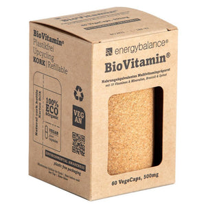 Load image into Gallery viewer, Refillable Multivitamins Plastic Free & Organic - BioVitamin