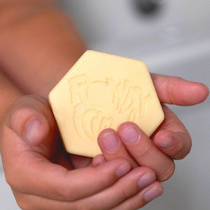Coco-Nutty Solid Moisturiser Bar For Kids - Rowdy Kind