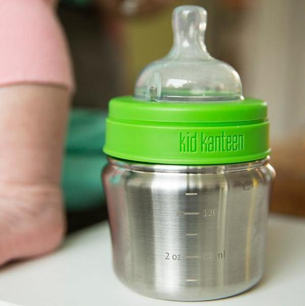 Baby Bottle Nipple Pack of 2 - Klean Kanteen