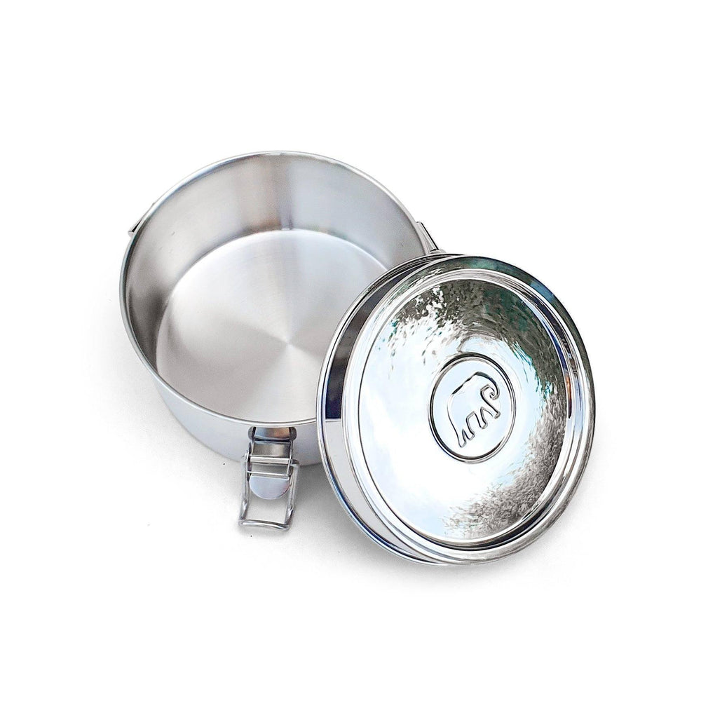 Leakproof Tiffin Lunchbox - Stainless Steel