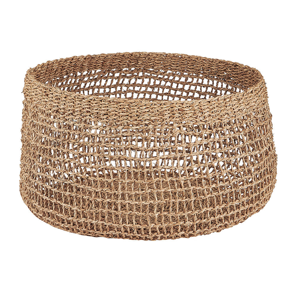 Load image into Gallery viewer, Mendi Sea Grass Basket – 3 Sizes Available