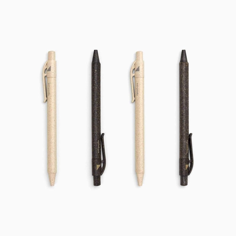 REFILL for Natural Wheat Pen - Black Ink