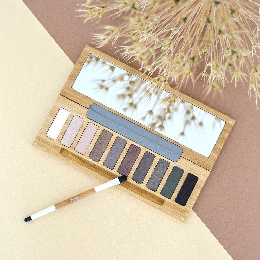 Zao Eyeshadow Palette 'Clin D'oeil No.1 - Vera-Bee Limited