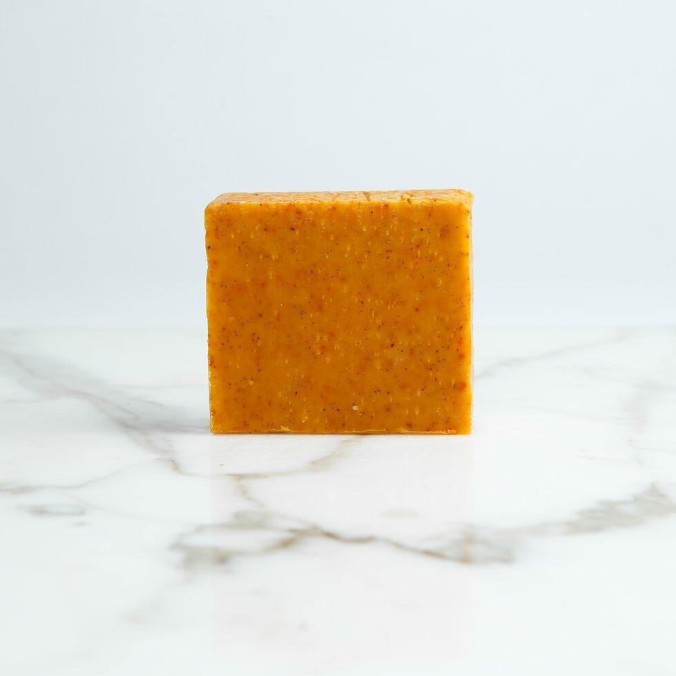 Indulgent Frankincense & Orange Natural Soap Bar - Wild Sage & Co