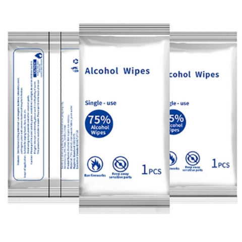 DOY Disinfecting Alcohol Wipes | 10 Pack