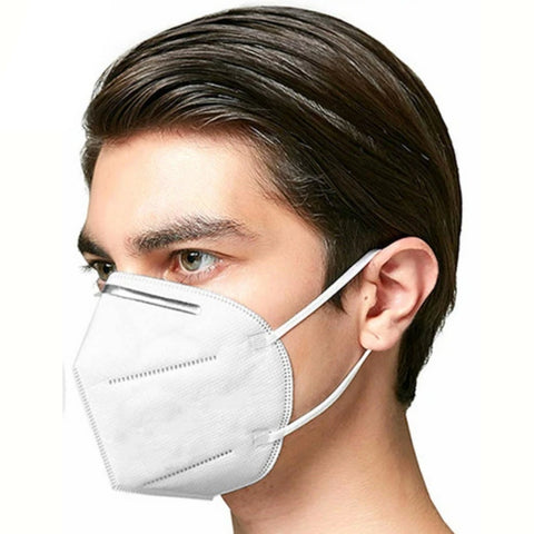 FFP2 PM2.5 CE Certified Disposable Respirator Face Mask