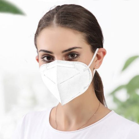 LD Waxson KN95 Disposable Face Masks Pack of 10