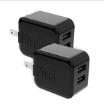 Pivoi Dual USB Wall Charger 1 Piece