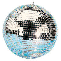 Mirror ball Plain 12inch