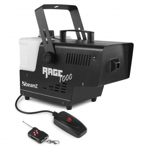 Beamz RAGE 1000 Smoke machine