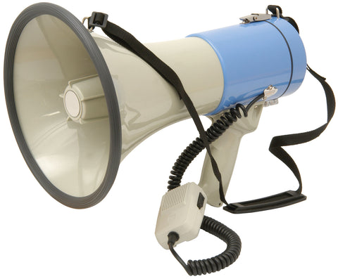 Megaphone 25W with USB/MP3 & Siren