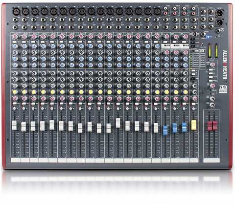 Allen & Heath ZED22FX Mixer