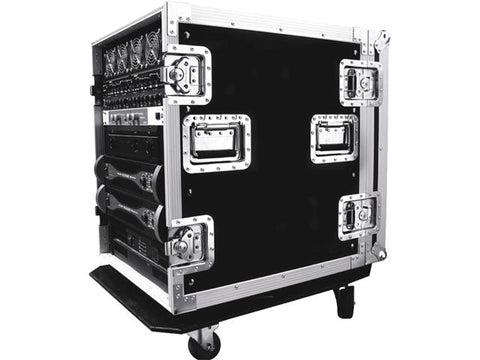 Flight Case 12U Amp