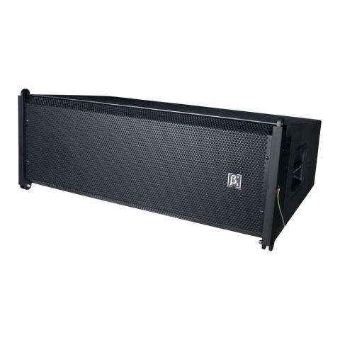 "Beta 3 TLA121F Dual 12"" Line array"
