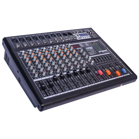 Hybrid M10800 PUX 10 ch Mixer Powered