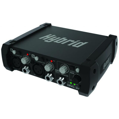 Hybrid Opal 22 Audio interface IN/OUT